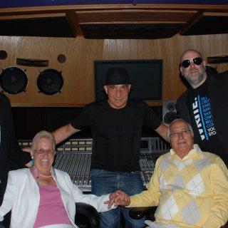parentes in the studio
